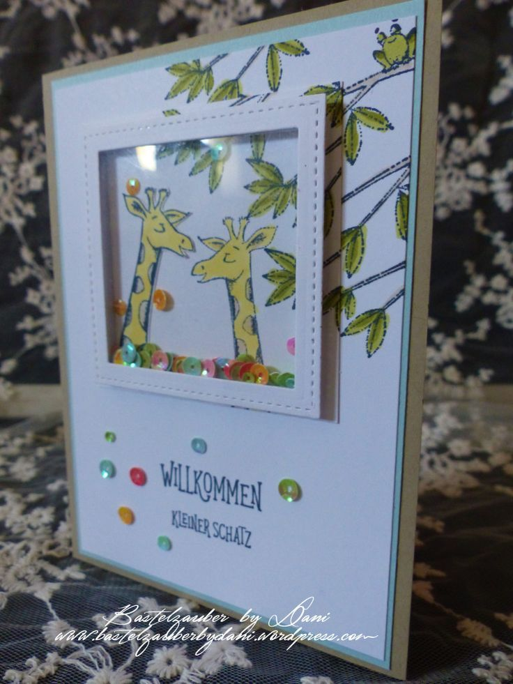 Baby Cards Blog Hop from the wall designers for On Stage April 2018 – Creative w… – Gail Smithers