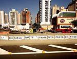 Pagode dos anos 90 se transforma em arte de rua em Vitória | Brasil