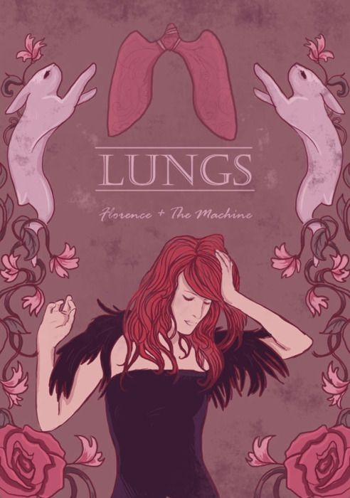 Florence and the Machine Poster.