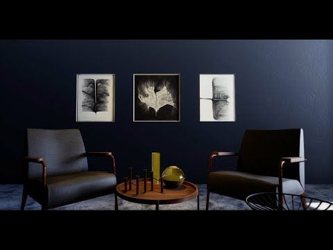 UE4 Full ArchViz Project Step By Step Tutorial DOWNLOAD!! - YouTube