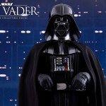 The new Hot Toys Darth Vader figure is impressive most impressive
