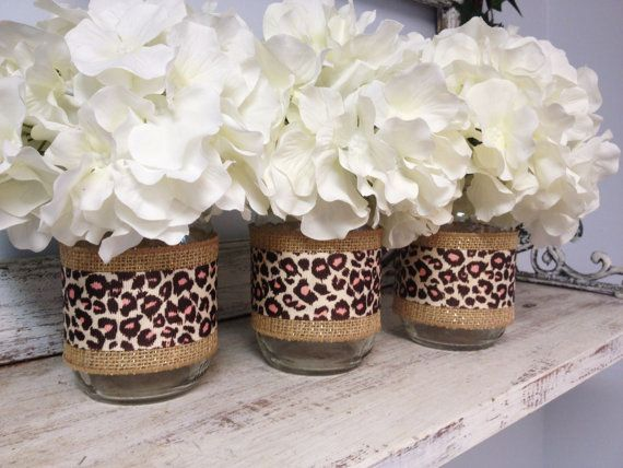 Hey, I found this really awesome Etsy listing at https://www.etsy.com/listing/163709866/set-of-3-burlap-and-leopard-print-ribbon