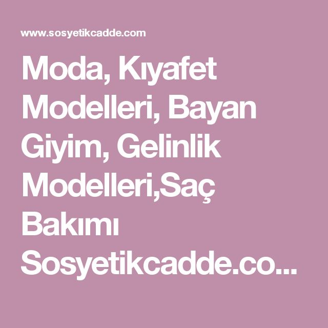 Moda, Kıyafet Modelleri, Bayan Giyim, Gelinlik Modelleri,Saç Bakımı Sosyetikcadde.com  » Türkmen Pilavı Tarifi