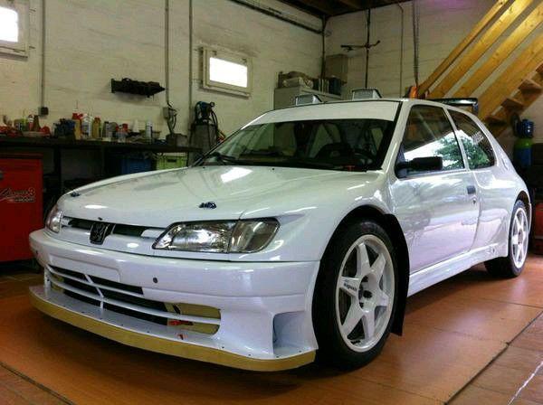 Used Bmw M5 >> Peugeot 306 Maxi KitCar, chasis N°3 | Voiture peugeot, Voiture et Peugeot
