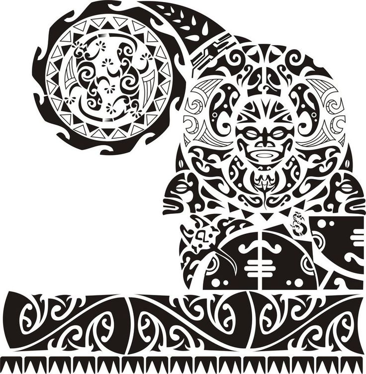 maori design | Maori Tattoo by ~alanjmaranho on deviantART