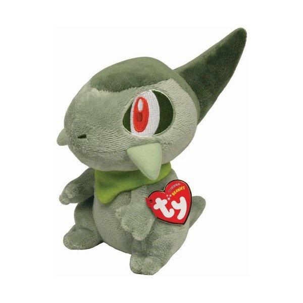 SeguiPrezzi.it - Ty peluche -Pokémon Axew 17.cm - Pokémon Serie - Prezzo: EUR 8.95 (99% di sconto)