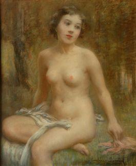 Nude female art galleries