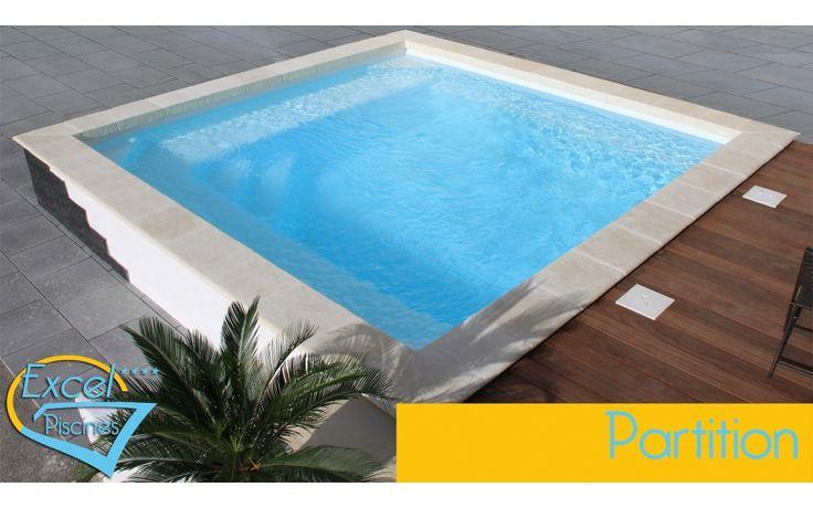 Les 25 meilleures id es de la cat gorie mini piscine coque for Destockage piscine coque