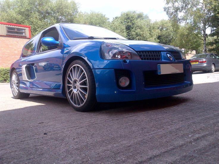 Renault Clio Tuning At Viezu