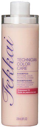 Fekkai Technician Color Care Shampoo, 8 fl. Oz. Fekkai http://www.amazon.com/dp/B00FRDPP6O/ref=cm_sw_r_pi_dp_BVHIub0M9GXTJ
