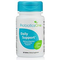 We recently tried #ProbioticsOne Daily Support and it's amazing! In fact, we made it our #1 pick on our site. Read our full review here, you don't wanna miss it:  http://www.probioticsguide.com/probiotics-one-daily-support-review/