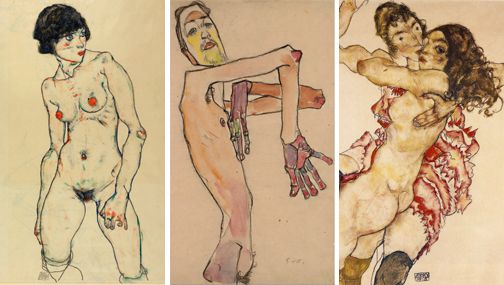 Egon Schiele: The Radical Nude | The Courtauld Gallery, London