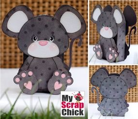 Sweet Mouse Treat Bag: click to enlarge