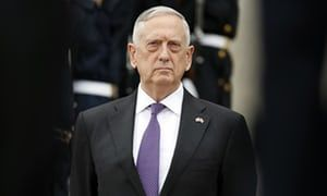Defense secretary James Mattis will set up a panel of experts to provide recommendations.