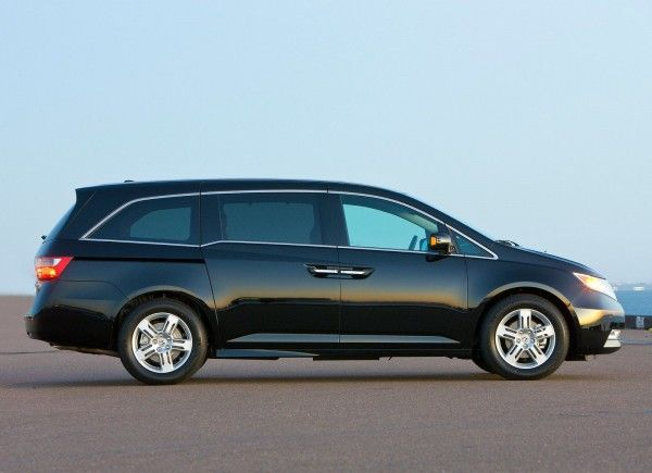 2012 Honda Odyssey...loooove!!