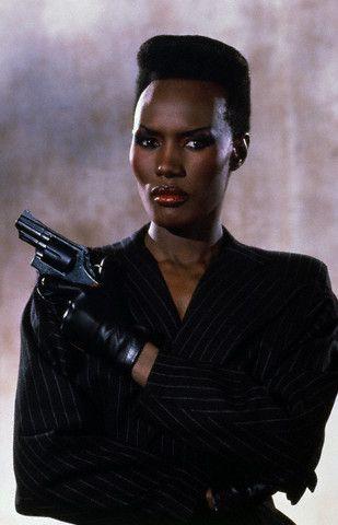 Грейс Джонс (1984 год)