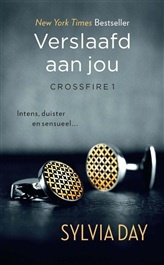 Crossfire / 1 Verslaafd aan jou http://www.bruna.nl/boeken/crossfire-1-verslaafd-aan-jou-9789044969412