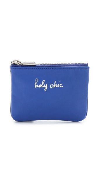 #Gifts for your Grab Bag Party | Rebecca Minkoff Holy Chic Cory Pouch