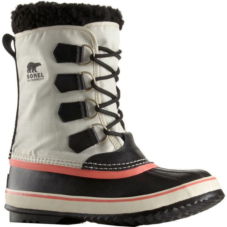 Sorel Women's Winter Carnival Waterproof Winter Boots, Size: 8.0, Black