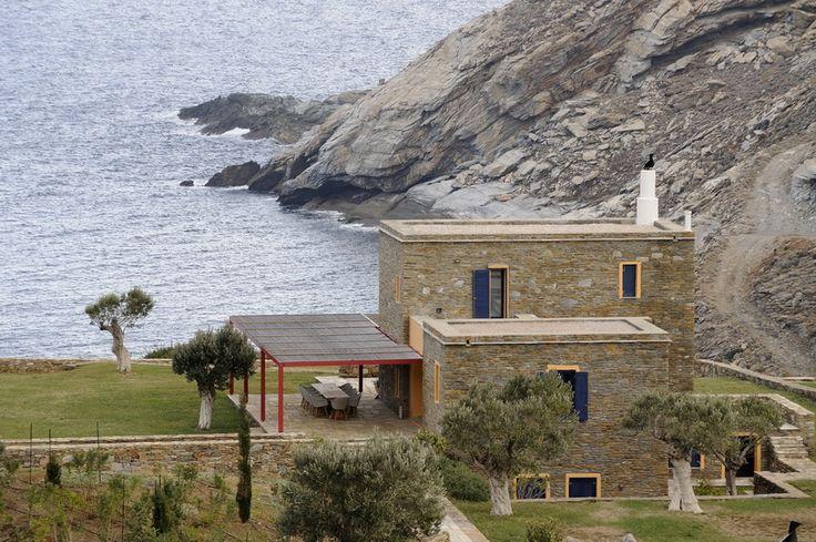 Aegea Blue Cycladic Resort - View from Aegea Blue Villa