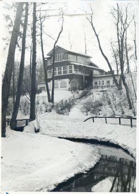 Königsberg (Pr.), Luisenwahl, Gasthaus Julchental
