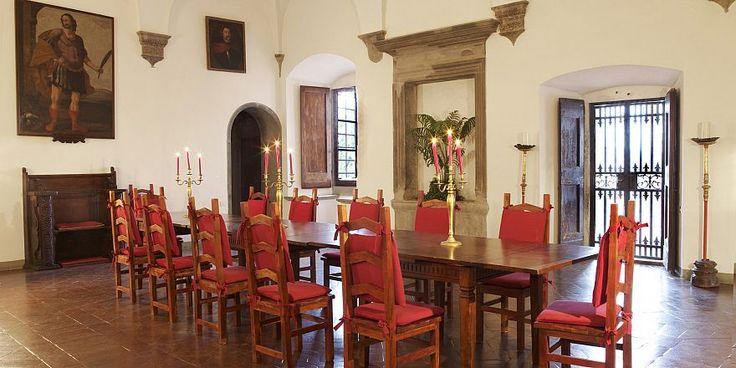 Castello di Pergolato - San Casciano in Val di Pesa