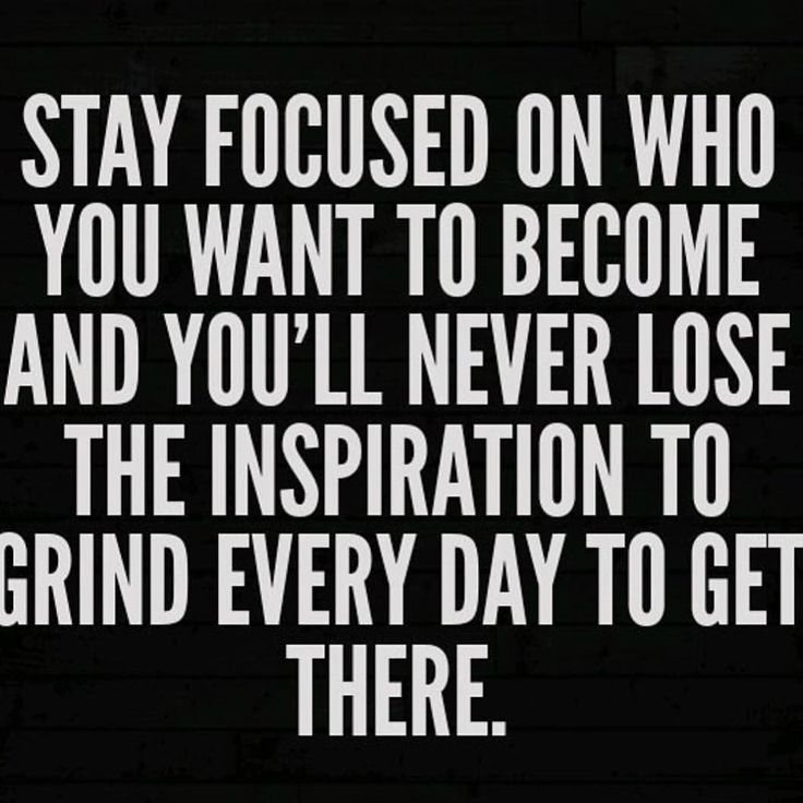 """699 Likes, 9 Comments - Trevor Baker (@thetrevorbaker) on Instagram: """"Stay focused on who you want to become and you'll never lose the inspiration to grind every day to…"""""""
