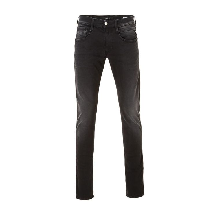 Super comfortabel, de Replay Hyperfex jeans #REPLAY #Hyperflex #Neymar #slimfitjeans #Zwart #herenmode #wehkamp