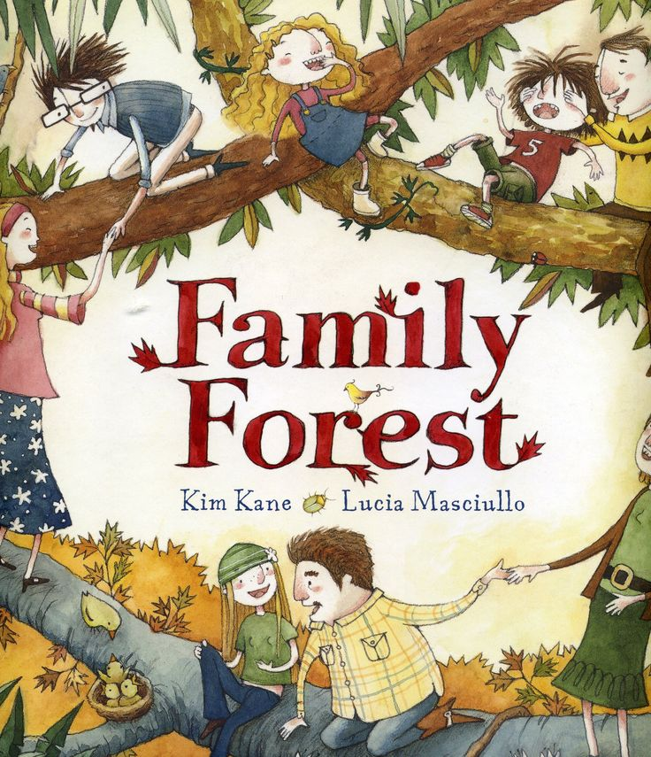 Free PETAA Unit of work on 2011 CBCA shortlisted book  Family Forest by Kim Kane and Lucia Mascuillo Picture Book