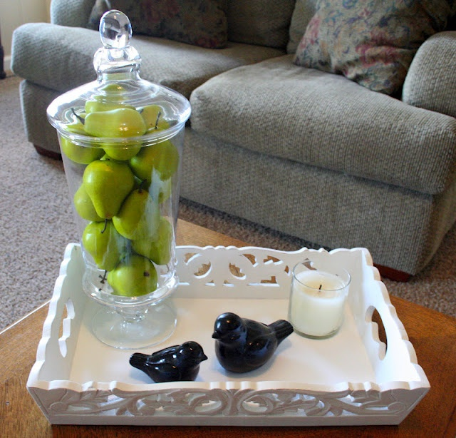 Tray Coffee Table Makeover: 71 Best Images About Tray Table Vignettes On Pinterest