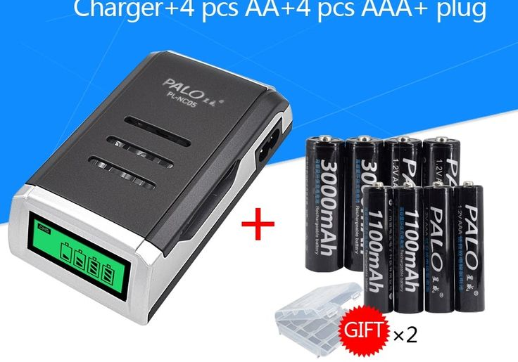 Promo Offer 4pcs 1 2 V Ni Mh Aa Rechargeable Batteries 4pcs 1 2 V Aaa Rechargeable Batteries A Sma Battery Charger Rechargeable Batteries Battery Maintenance