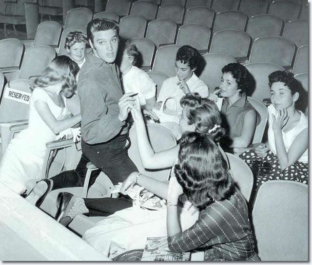 Elvis Presley : First Appearance : The Ed Sullivan Show : September 9 ...