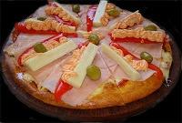 Pizza de Palmitos y Salsa Golf - Recetas Argentinas - Tipical Argentina Food