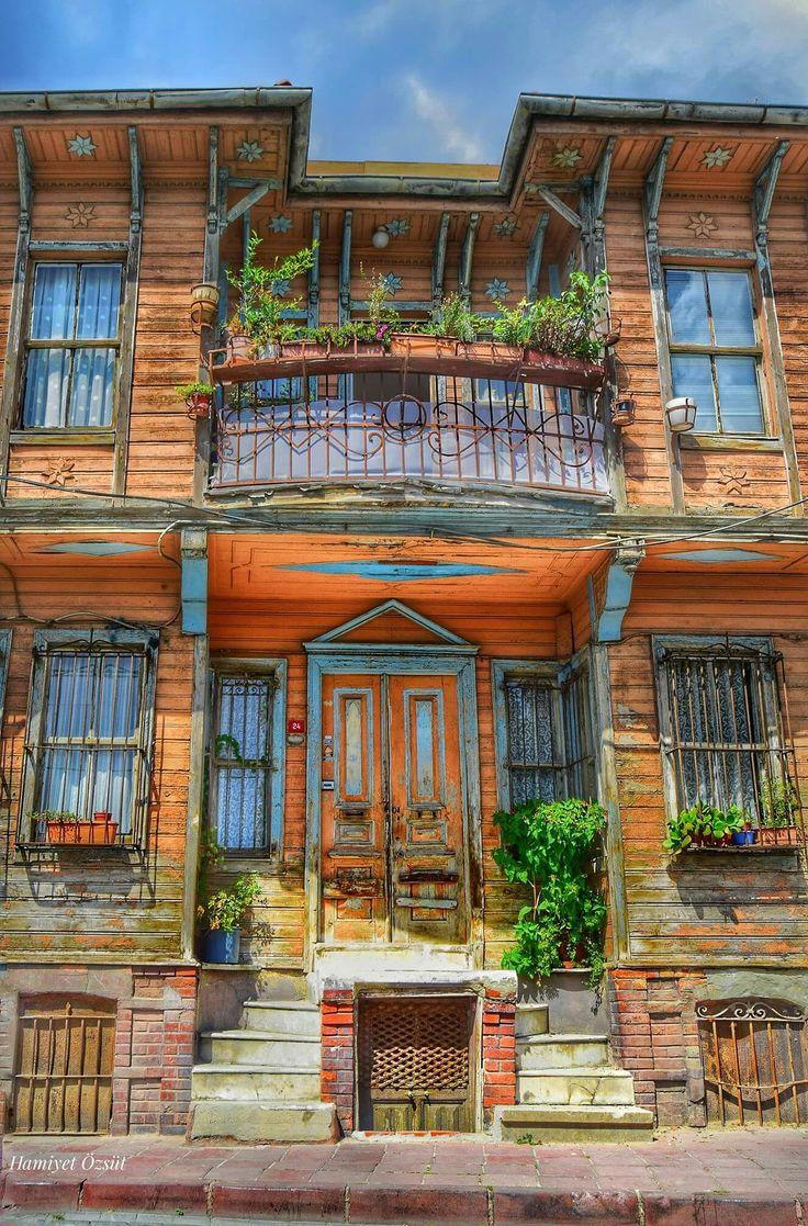 Kadırga Cinci meydanı Kumkapı İstanbul