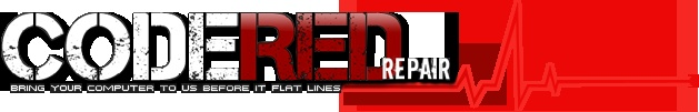 Check out Code Red Repair whether you need repair service or are looking for a great deal on a new PC or Laptop!     We serve a huge portion of Central Ohio for computer repair right off of the 270 West Broad exit. Call and set up and appointment TODAY! 614-602-6042
