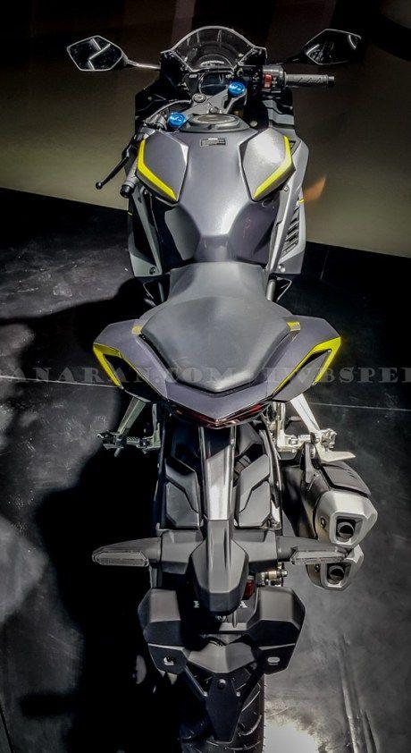 Honda all new CBR250RR 2017 (20)