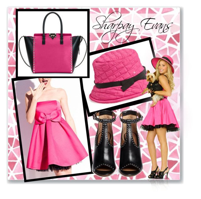 Sharpay Evans By Astriddt Liked On Polyvore Featuring Kate Spade Disney
