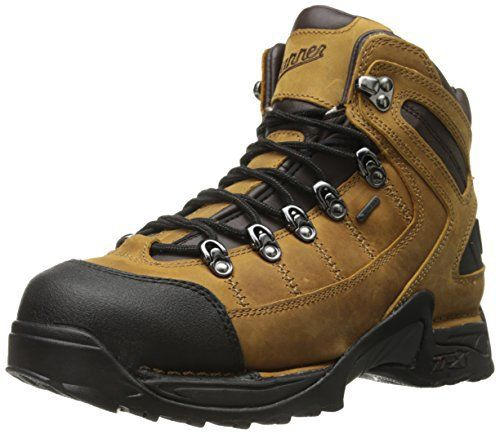 Danner Mens 453 55 Inch Leather Hiking Boot Distressed Brown 10 D US -- See  this great product.