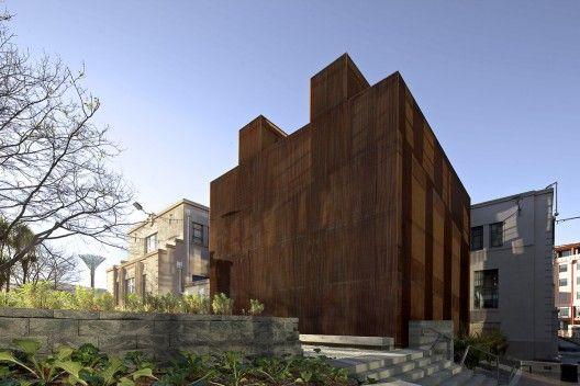City Gallery Wellington, New Zealand/ architecture +