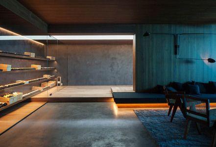 Een ondergrondse nachtclub? Geen probleem in deze riante vrijgezellen woning - Imagicasa