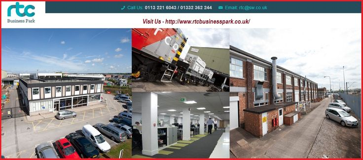 Located at a centre of engineering excellence, RTC Business Park has some of the best offices for lease in Derby. With refurbishments made to suit the needs of the client and accommodation that is flexible, why not arrange a viewing with RTC today? http://www.rtcbusinesspark.co.uk