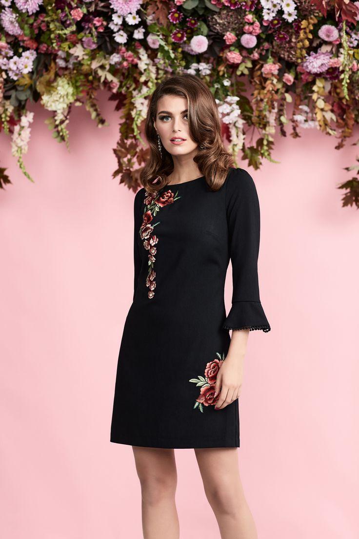 Barcelona Dress | Black | Dresses