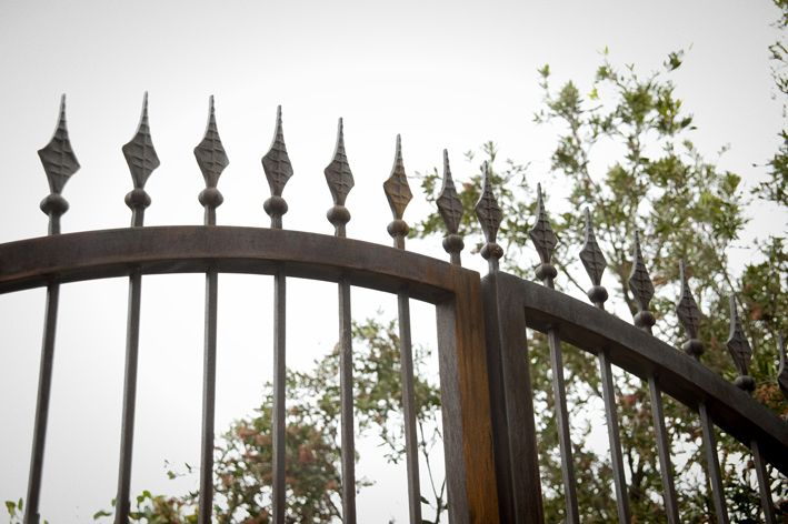 Gate detail, Tavoli Designs