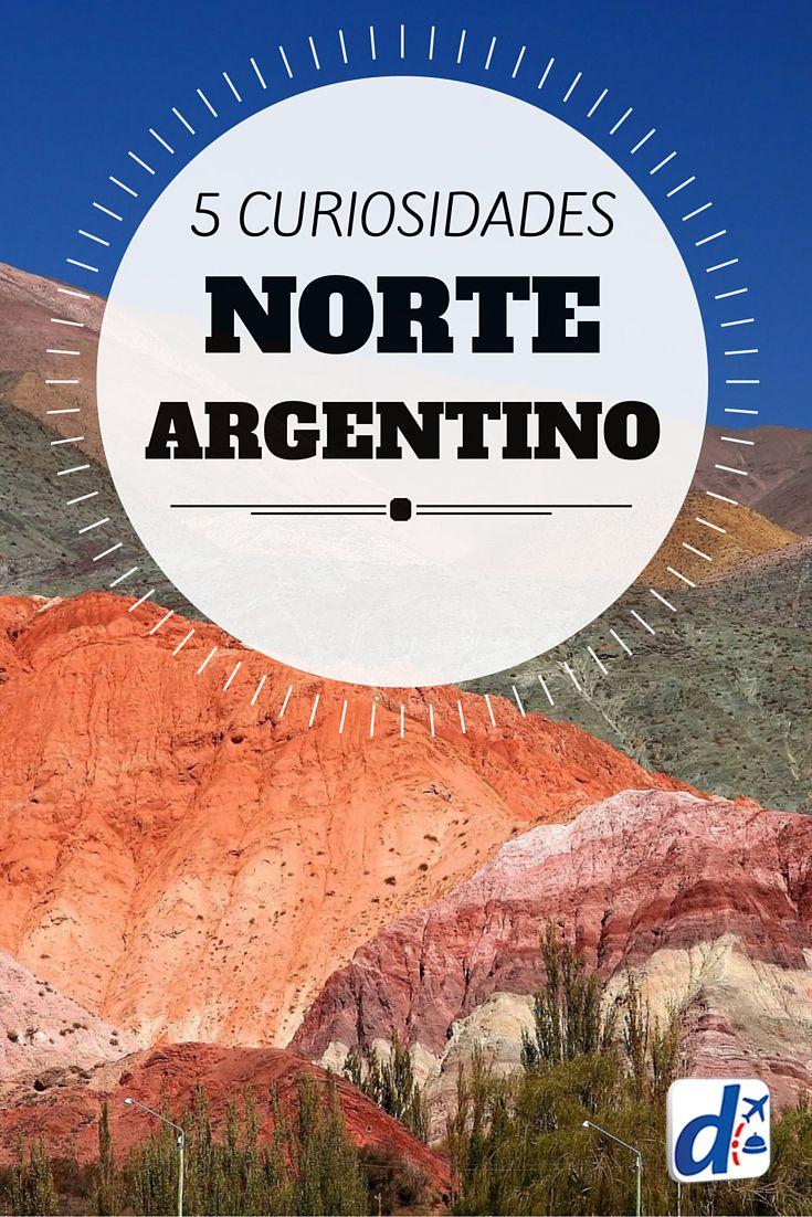 Antes de comprar tus vuelos para viajar al #NorteArgentino, mirá estas curiosidades de una de las regiones más mágicas de #Argentina.