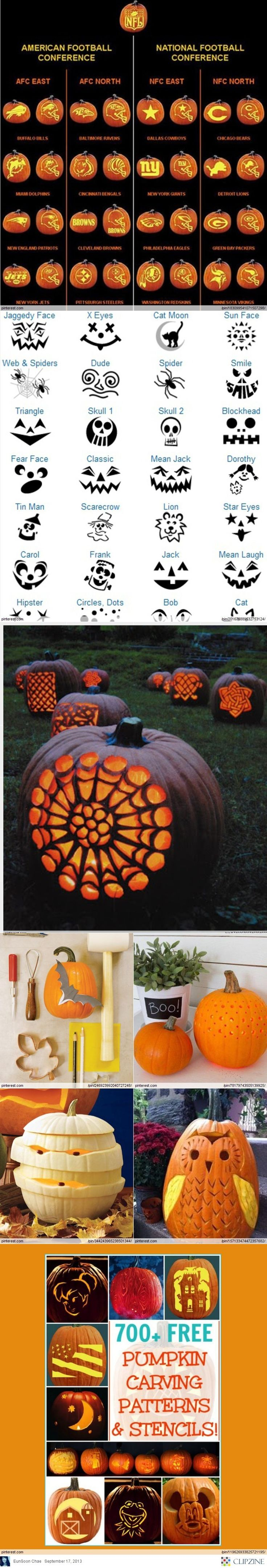 best 25+ cool pumpkin carving ideas on pinterest | halloween