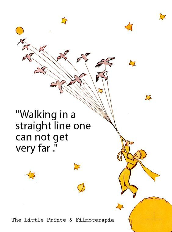 8 of our favorite quotes from the infinite wisdom of Antoine de Saint-Exupéry's The Little Prince.