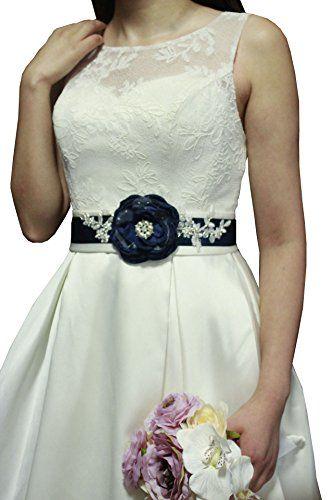 Lemandy Elegant Handmade Flowers and Pearls Sash Bridal A... https://www.amazon.co.uk/dp/B01LS85G1U/ref=cm_sw_r_pi_dp_x_2E0wyb57TDMTF