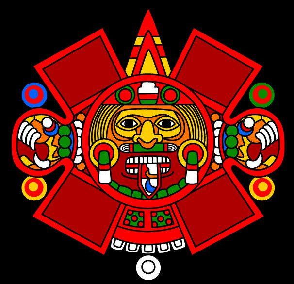 58. All the vatos sacred as the Sun God