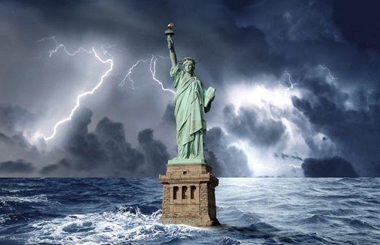 Предвестник глобального суперкризиса: США идут под слив