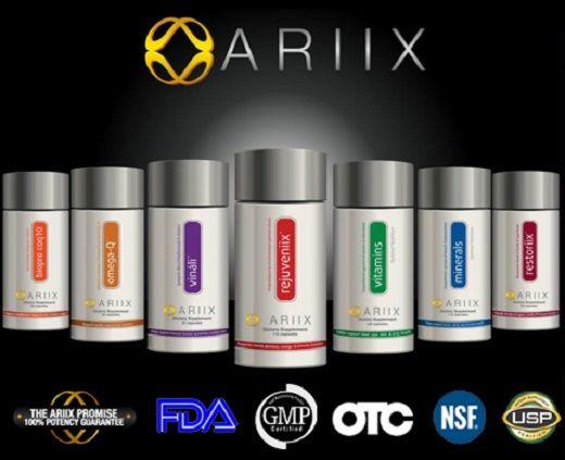 Ariix-product-line